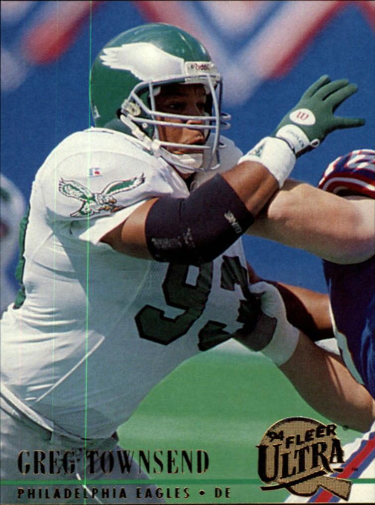 1994 Ultra #478 Greg Townsend