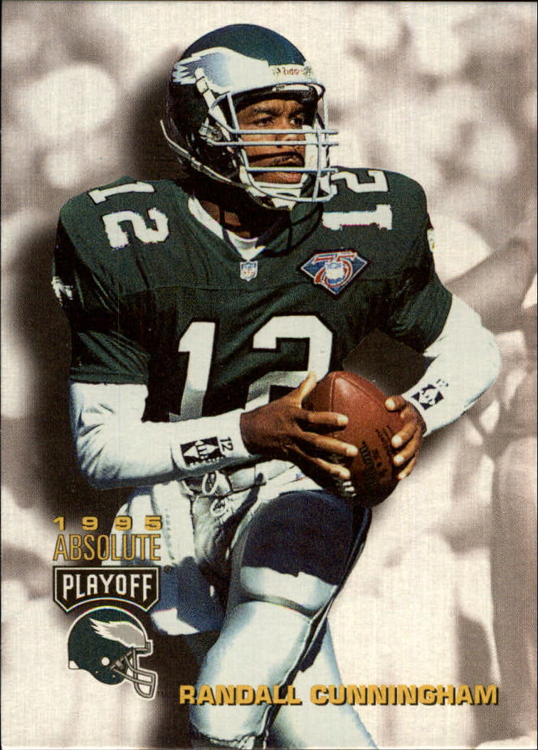 1995 Absolute #7 Randall Cunningham