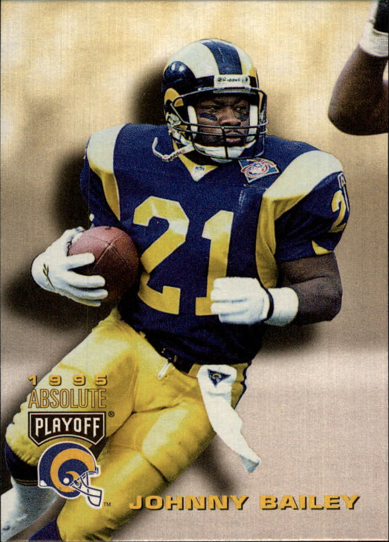 1995 Absolute #39 Johnny Bailey