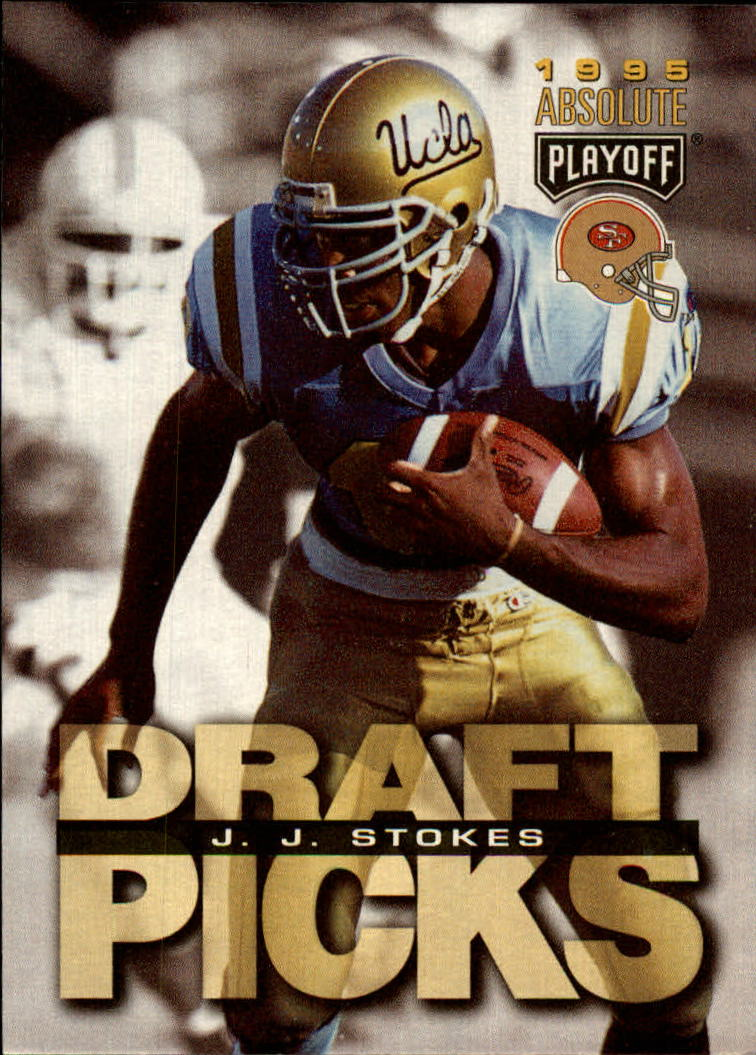 1995 Absolute #189 J.J. Stokes RC