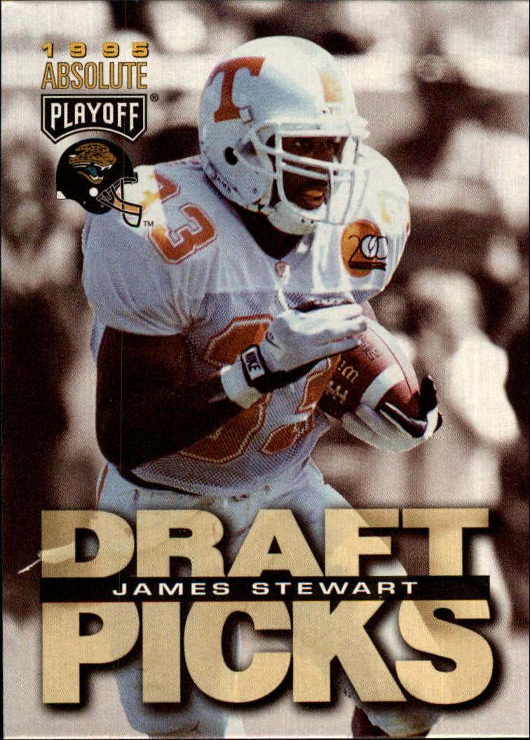 1995 Absolute #193 James O. Stewart RC