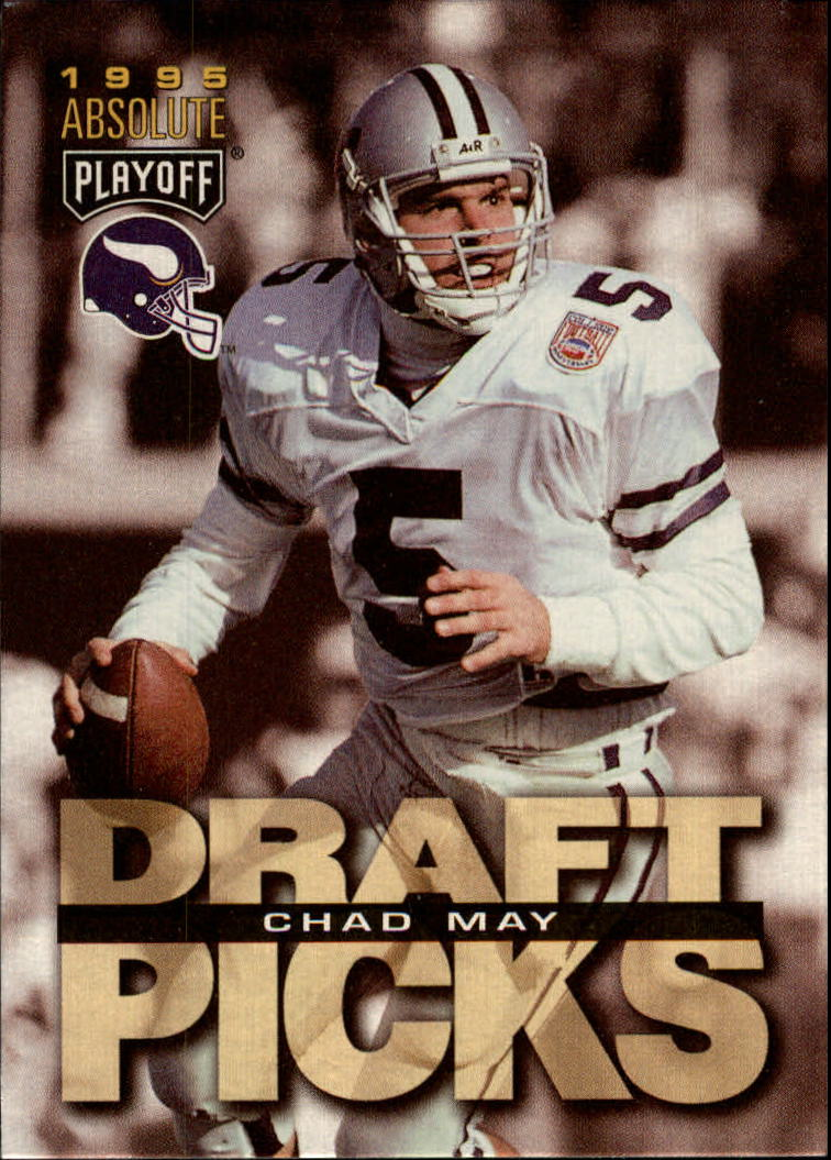 1995 Absolute #200 Chad May RC