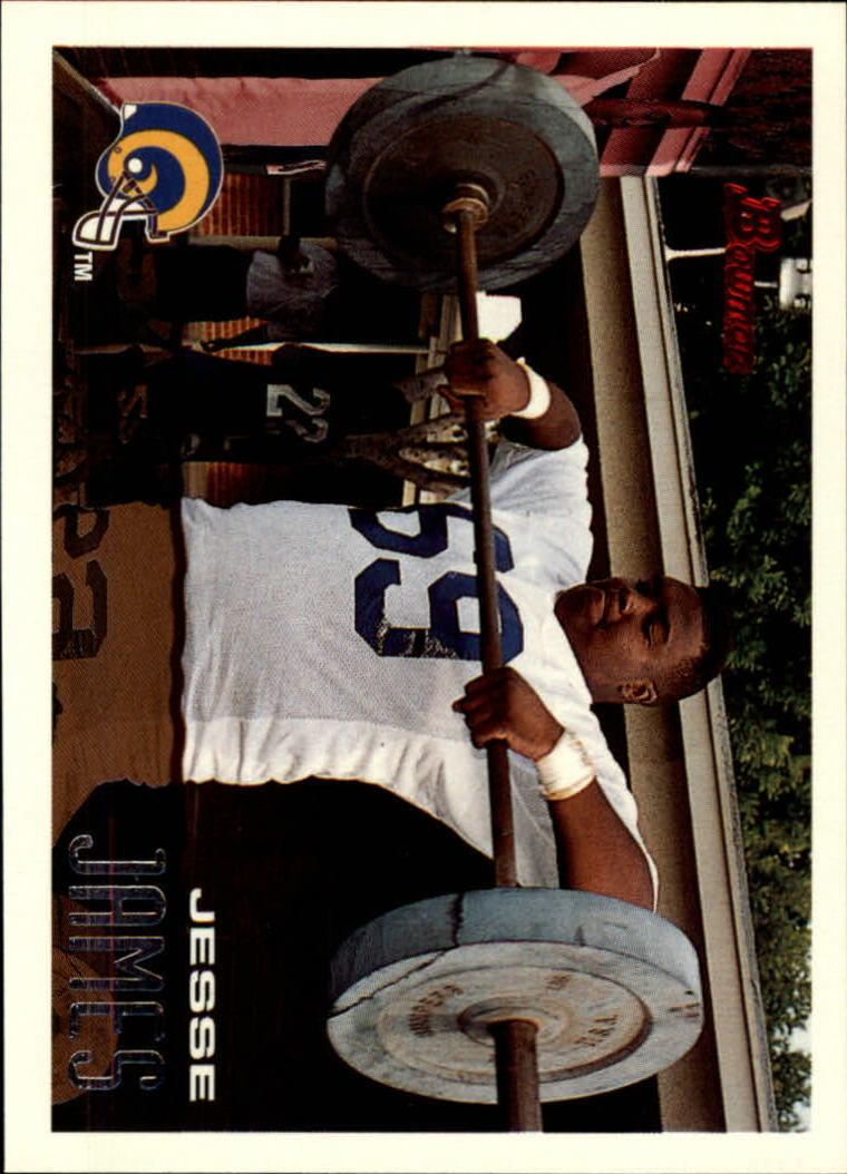 1995 Bowman #96 Jesse James RC
