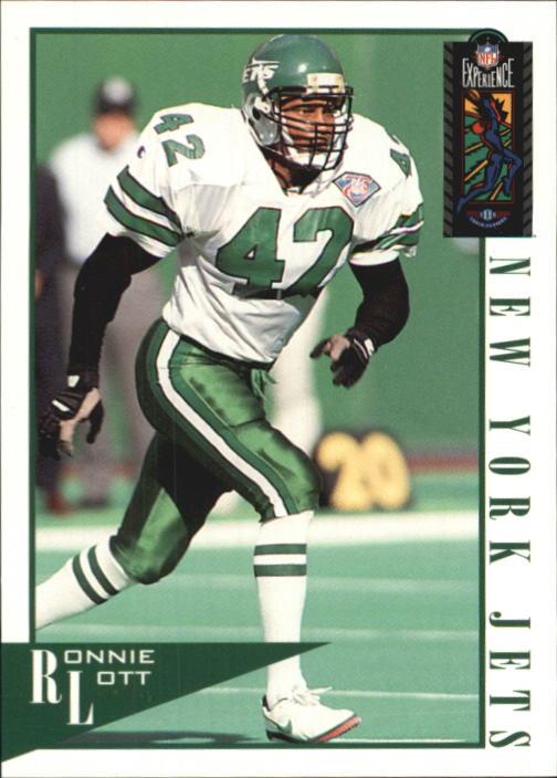 1995 Classic NFL Experience 73 Ronnie Lott