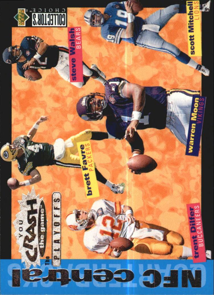 ADRENALYN xl NFL-Brett Favre-vikings #es18
