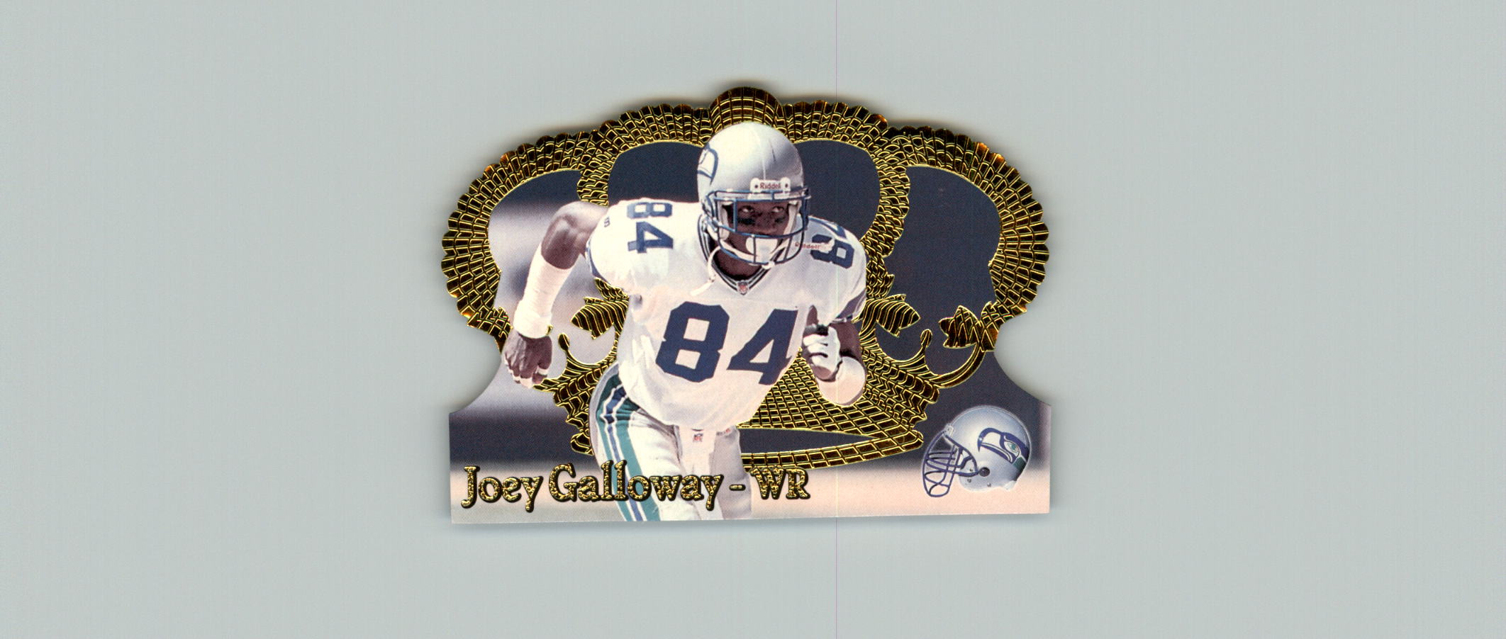 1995 Crown Royale #71 Joey Galloway RC