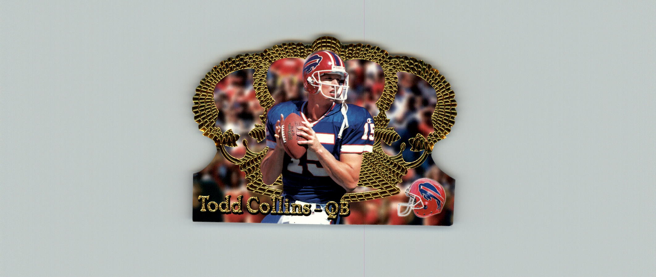 1995 Crown Royale #106 Todd Collins RC