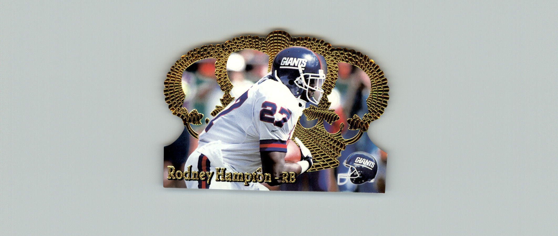 1995 Crown Royale #122 Rodney Hampton
