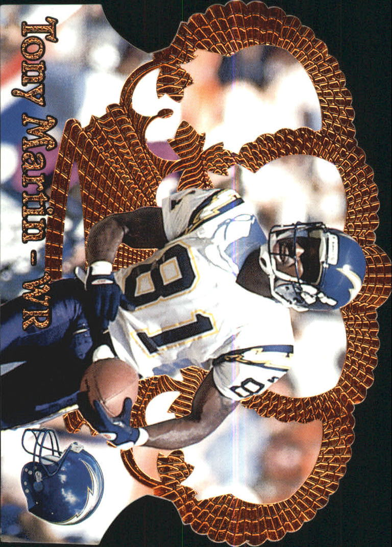 1995 Crown Royale Copper #88 Tony Martin