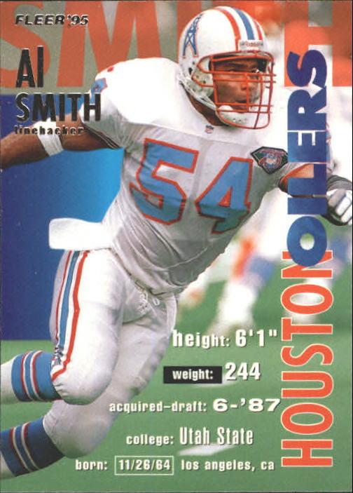 1995 Fleer #153 Al Smith