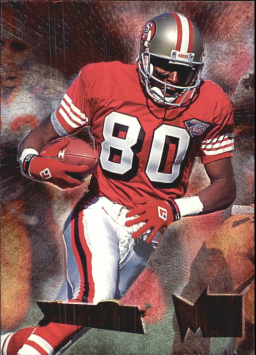 1995 Metal #174 Jerry Rice