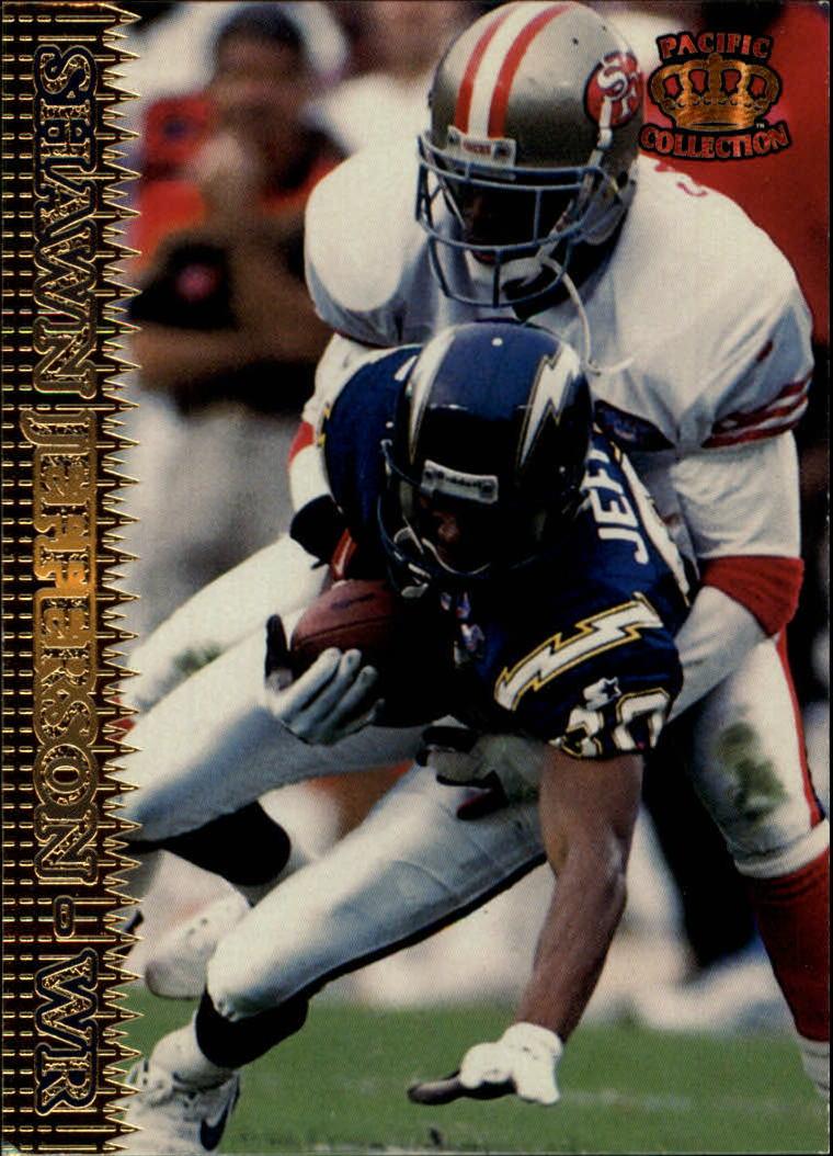 1995 Pacific #75 Shawn Jefferson