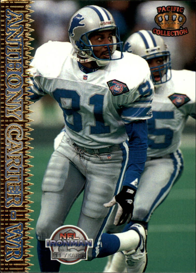 1995 Pacific #149 Anthony Carter