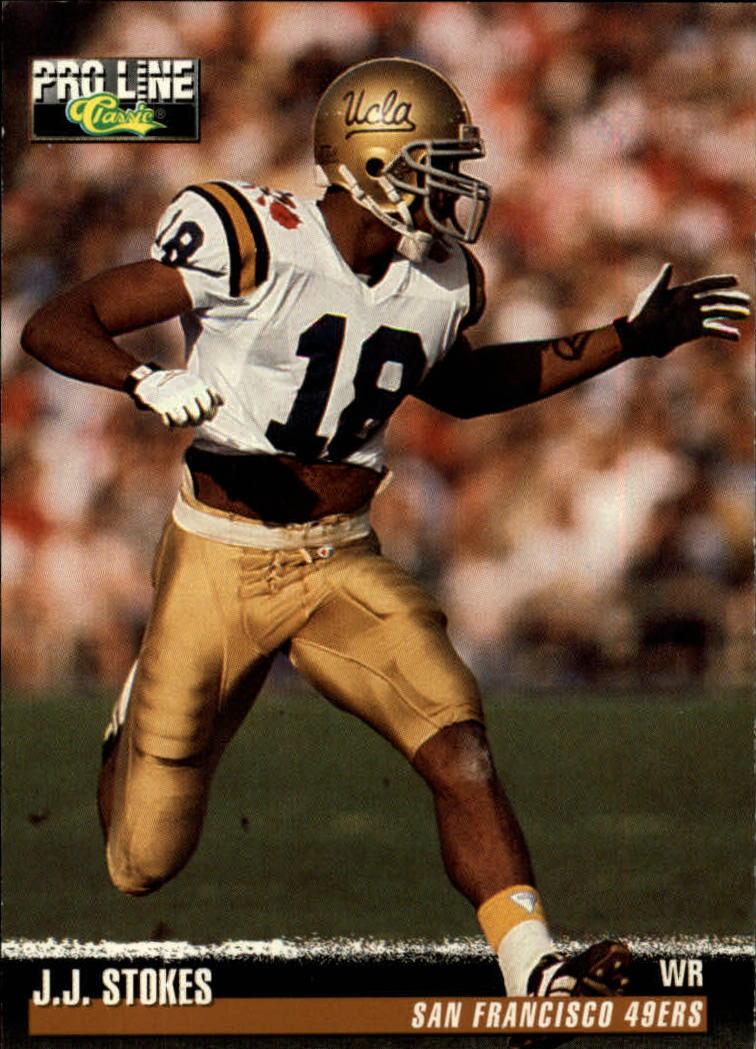 1995 Pro Line #273 J.J. Stokes RC