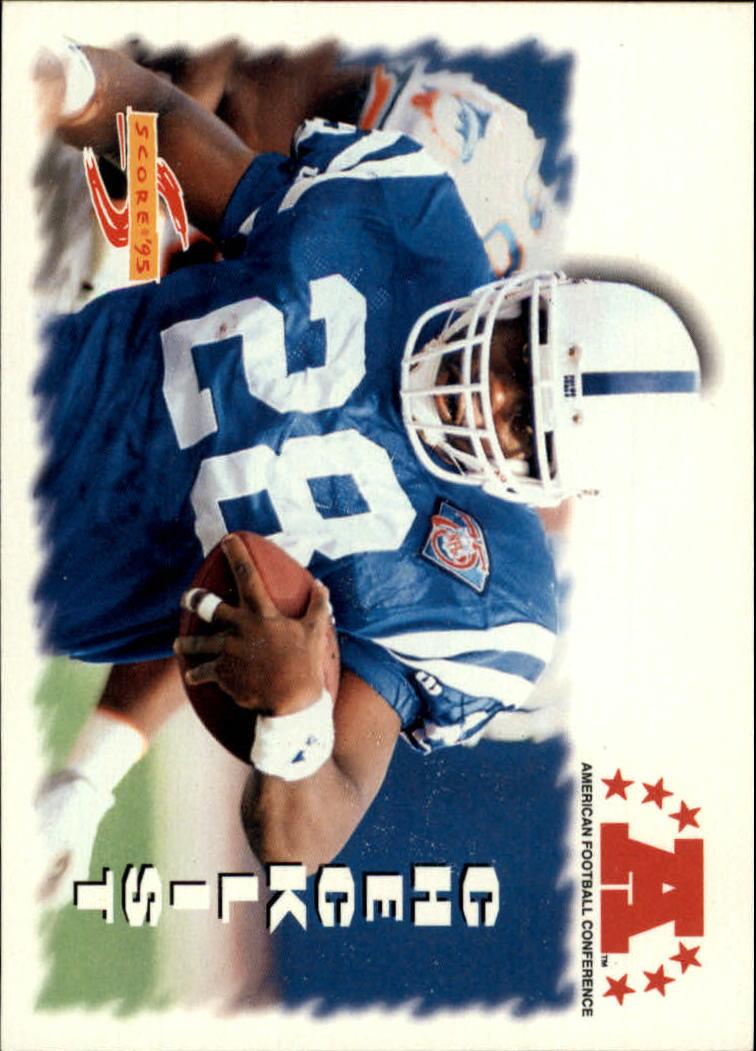 1995 Score #241 Marshall Faulk CL