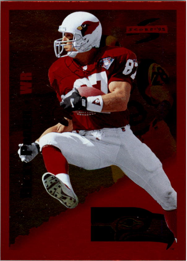 1995 Score Red Siege #154 Ricky Proehl