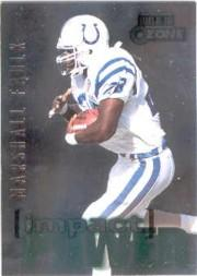 1995 SkyBox Impact Power #IP14 Marshall Faulk