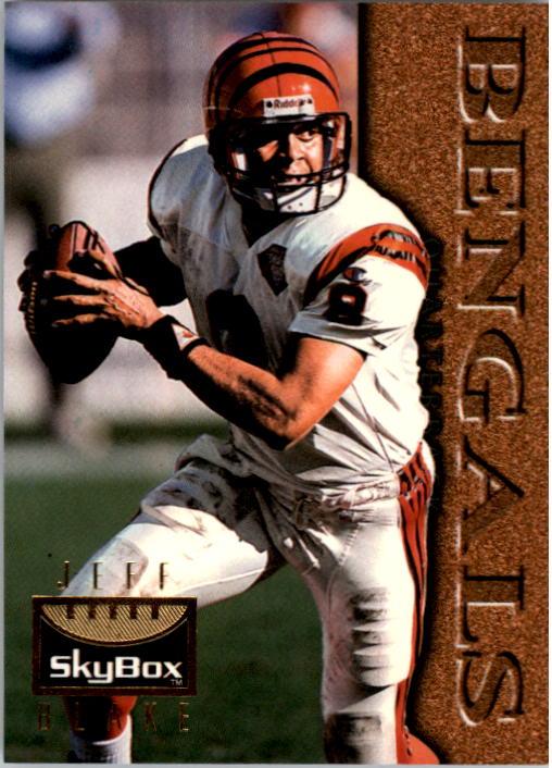 1995 SkyBox Premium #23 Jeff Blake RC