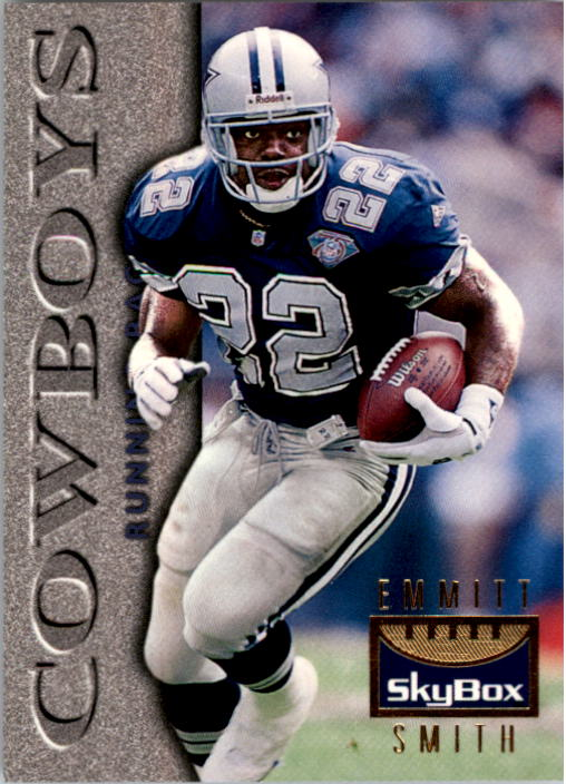 1995 SkyBox Premium #35 Emmitt Smith
