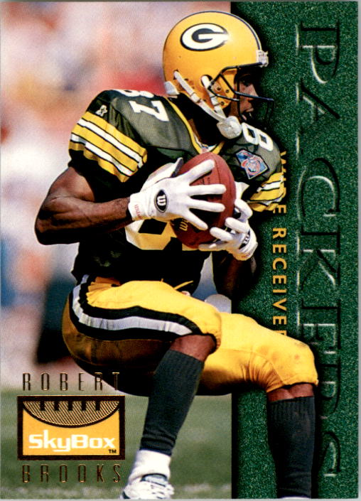 1995 SkyBox Premium #45 Robert Brooks