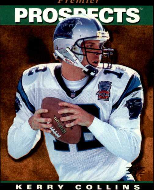1995 SP #5 Kerry Collins RC