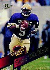 1995 Superior Pix #3 Steve McNair