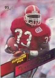 1995 Superior Pix #6 Terrell Davis