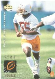 1995 Upper Deck #21 Derrick Brooks RC