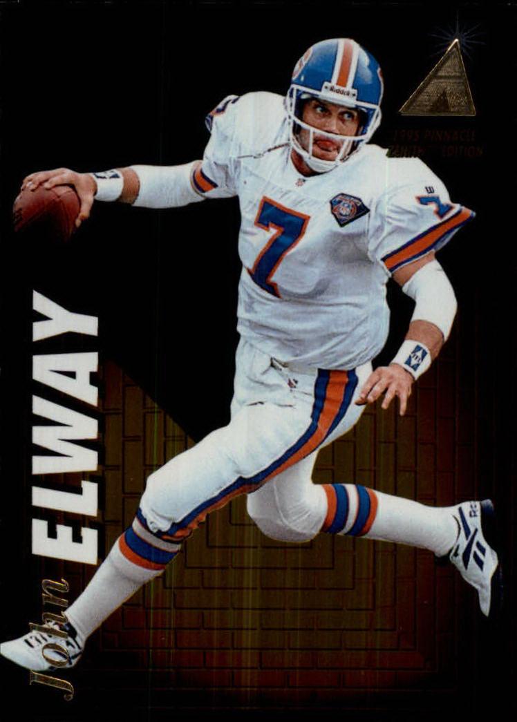 1995 Zenith #Z14 John Elway