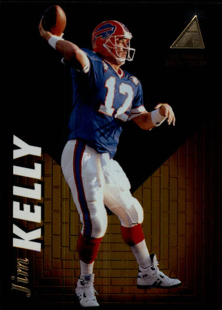 1995 Zenith #Z28 Jim Kelly