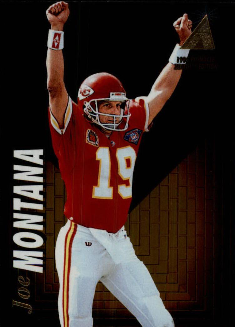 1995 Zenith #Z79 Joe Montana