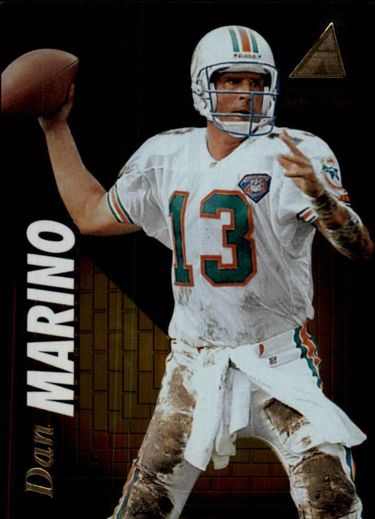 1995 Zenith #Z97 Dan Marino