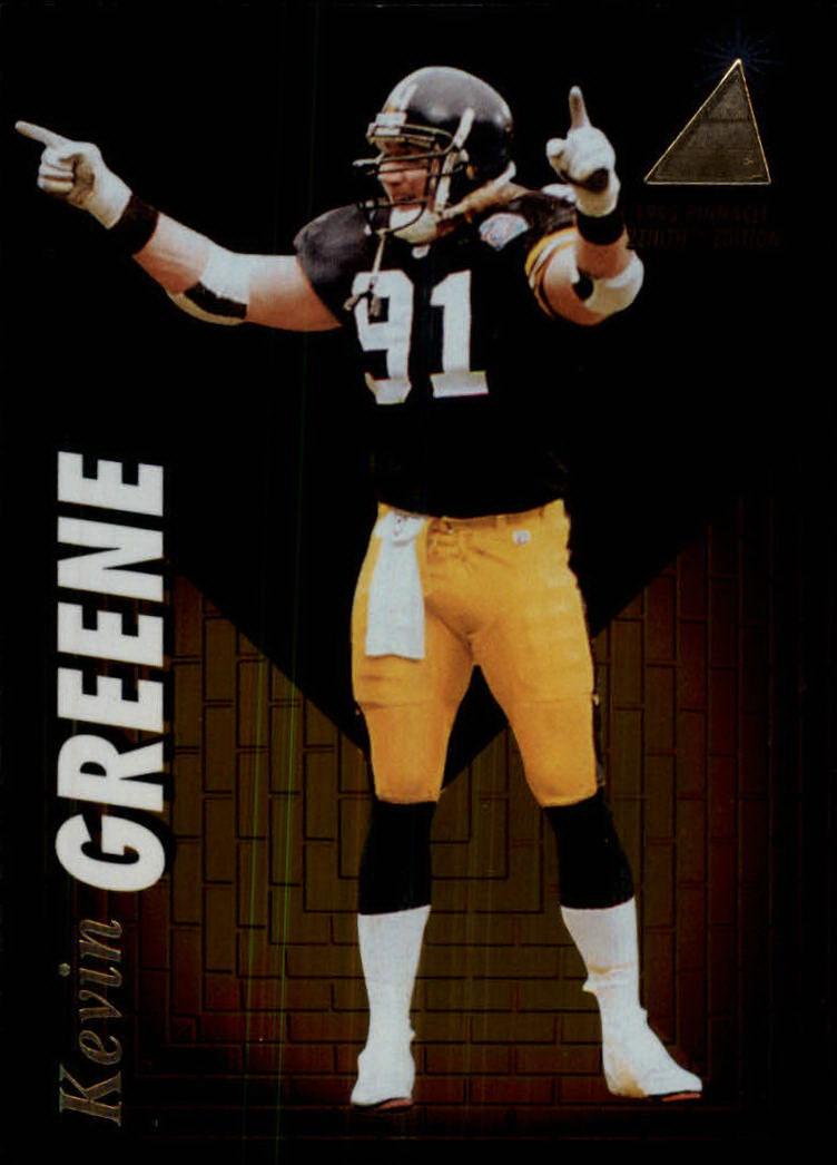 1995 Zenith #Z117 Kevin Greene
