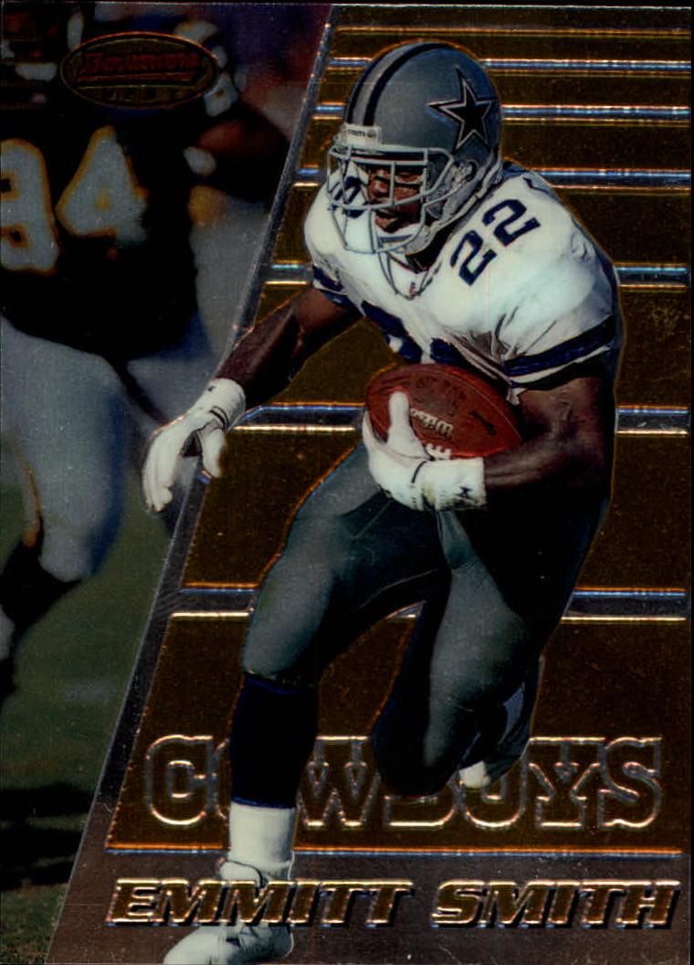 1996 Bowman's Best #1 Emmitt Smith