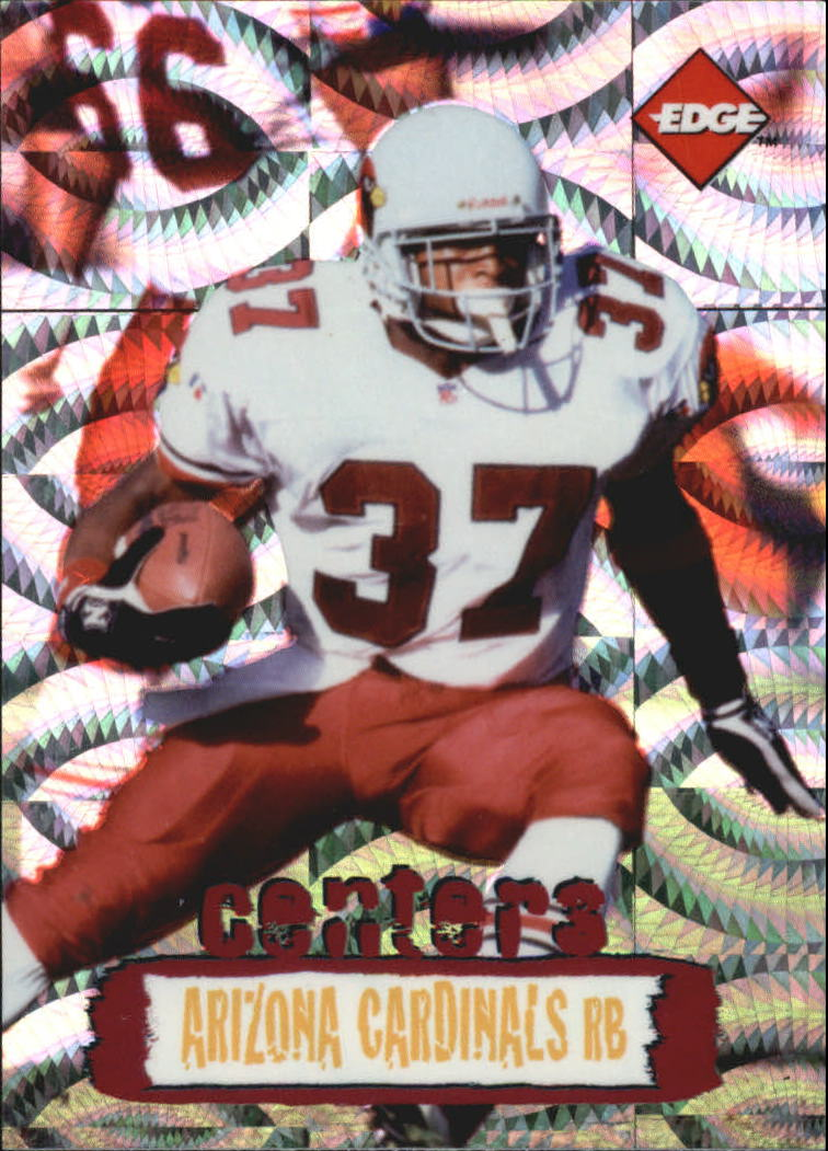 1996 Collector's Edge Holofoil #1 Larry Centers