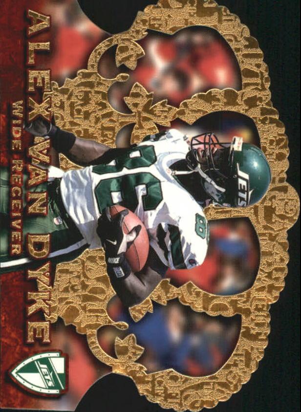 1996 Crown Royale #34 Alex Van Dyke RC
