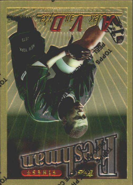 1996 Finest #207 Alex Van Dyke G RC