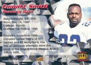 1996 Pacific #114 Emmitt Smith back image