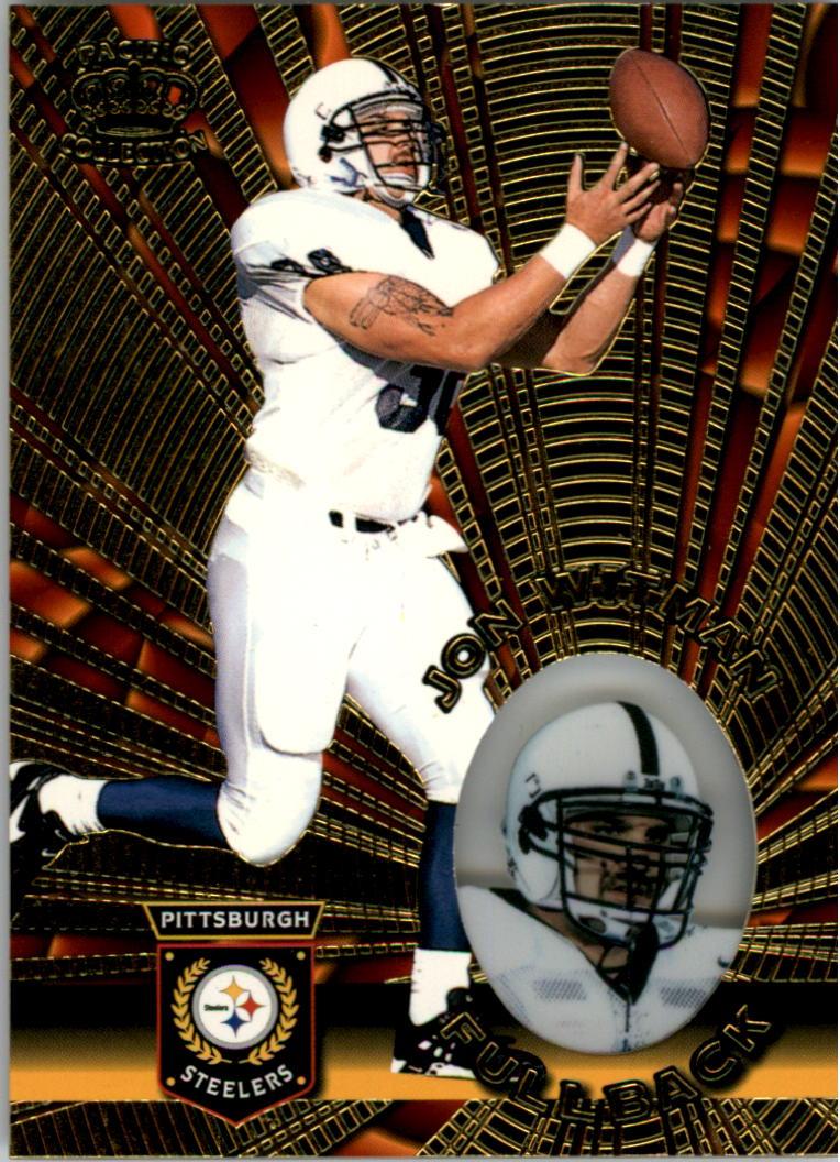 1996 Pacific Invincible #121 Jon Witman RC