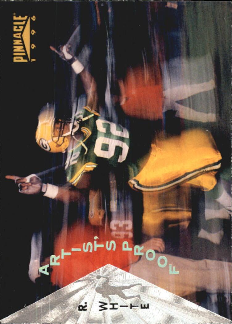 1996 Pinnacle Artist's Proofs #94 Reggie White