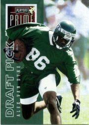 1996 Playoff Prime #118 Alex Van Dyke RC