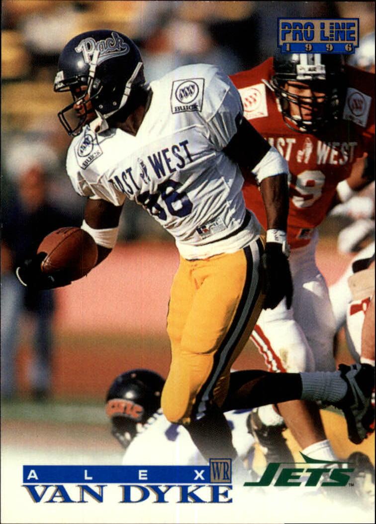 1996 Pro Line #340 Alex Van Dyke RC