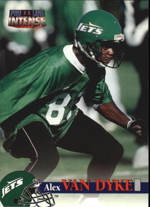 1996 Pro Line Intense #54 Alex Van Dyke RC