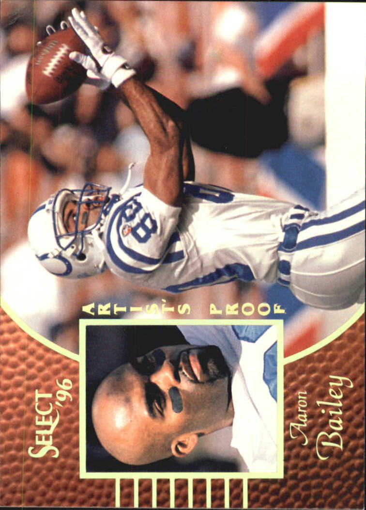 1996 Select Artist's Proofs #113 Aaron Bailey