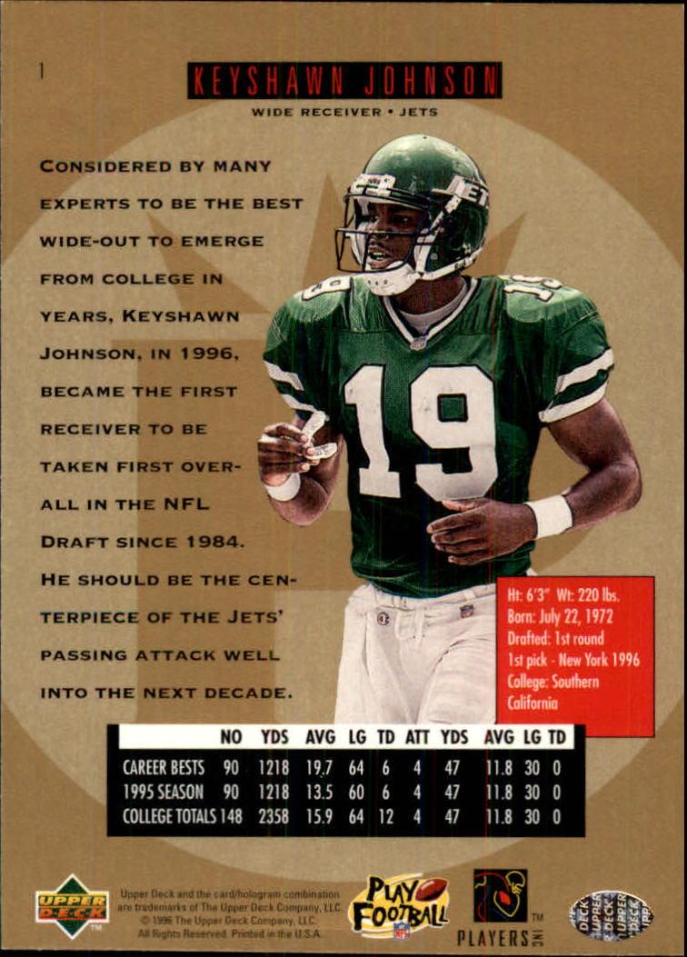 1996-SP-Football-Singles-1-188-Your-Choice-GOTBASEBALLCARDS thumbnail 3