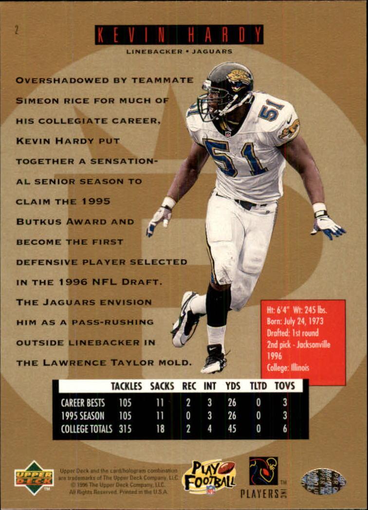 1996-SP-Football-Singles-1-188-Your-Choice-GOTBASEBALLCARDS thumbnail 5