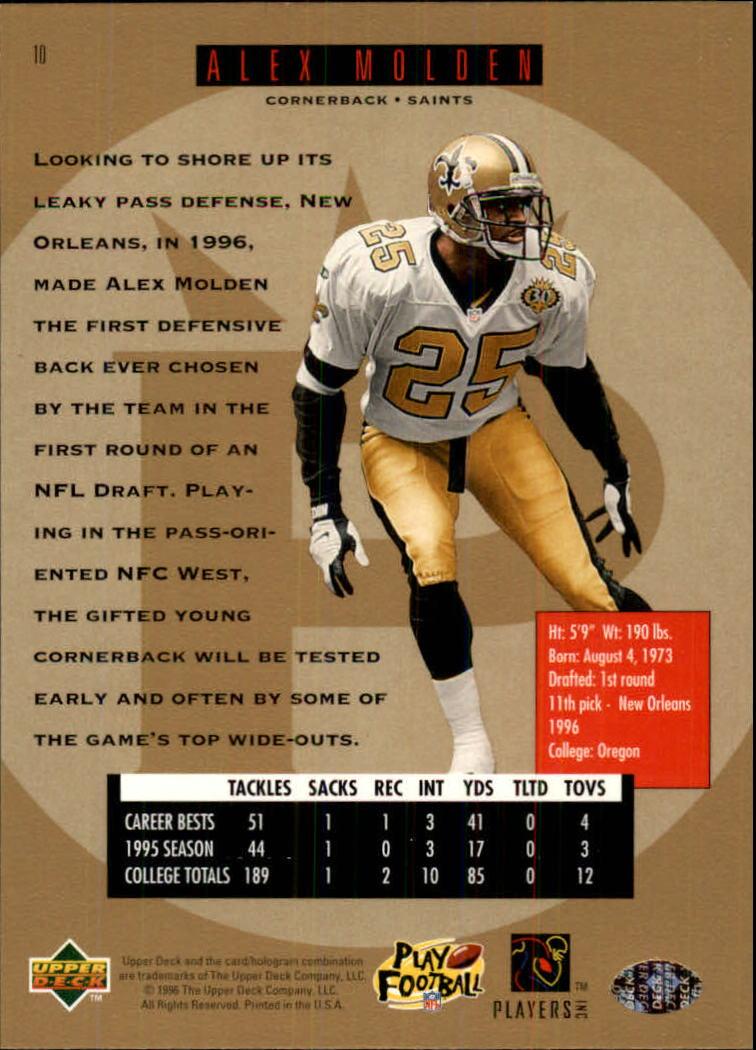1996-SP-Football-Singles-1-188-Your-Choice-GOTBASEBALLCARDS thumbnail 17