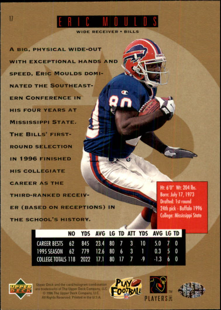 1996-SP-Football-Singles-1-188-Your-Choice-GOTBASEBALLCARDS thumbnail 25