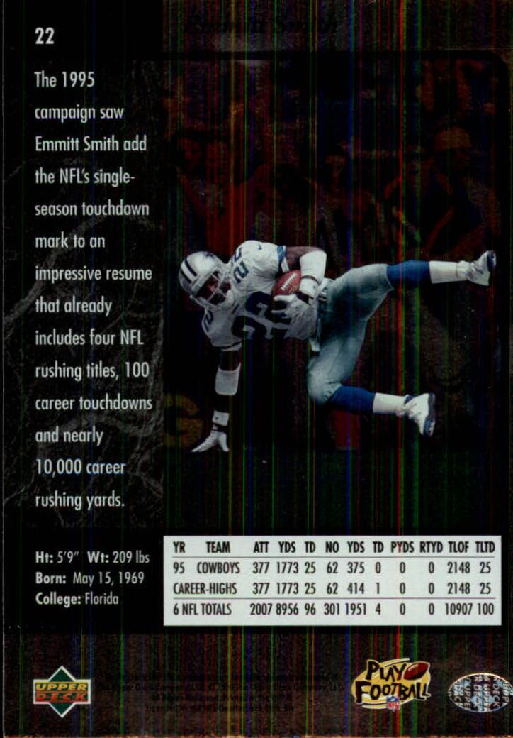 1996-SP-Football-Singles-1-188-Your-Choice-GOTBASEBALLCARDS thumbnail 35