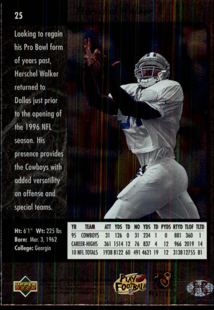 1996-SP-Football-Singles-1-188-Your-Choice-GOTBASEBALLCARDS thumbnail 41